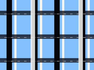 Lycra de Poliester de 190 gr/m2 - Blanco Diseño rectangular